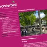 wonderbird.eu - who we do it for, slide show
