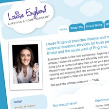 Home page - louiseengland.co.uk